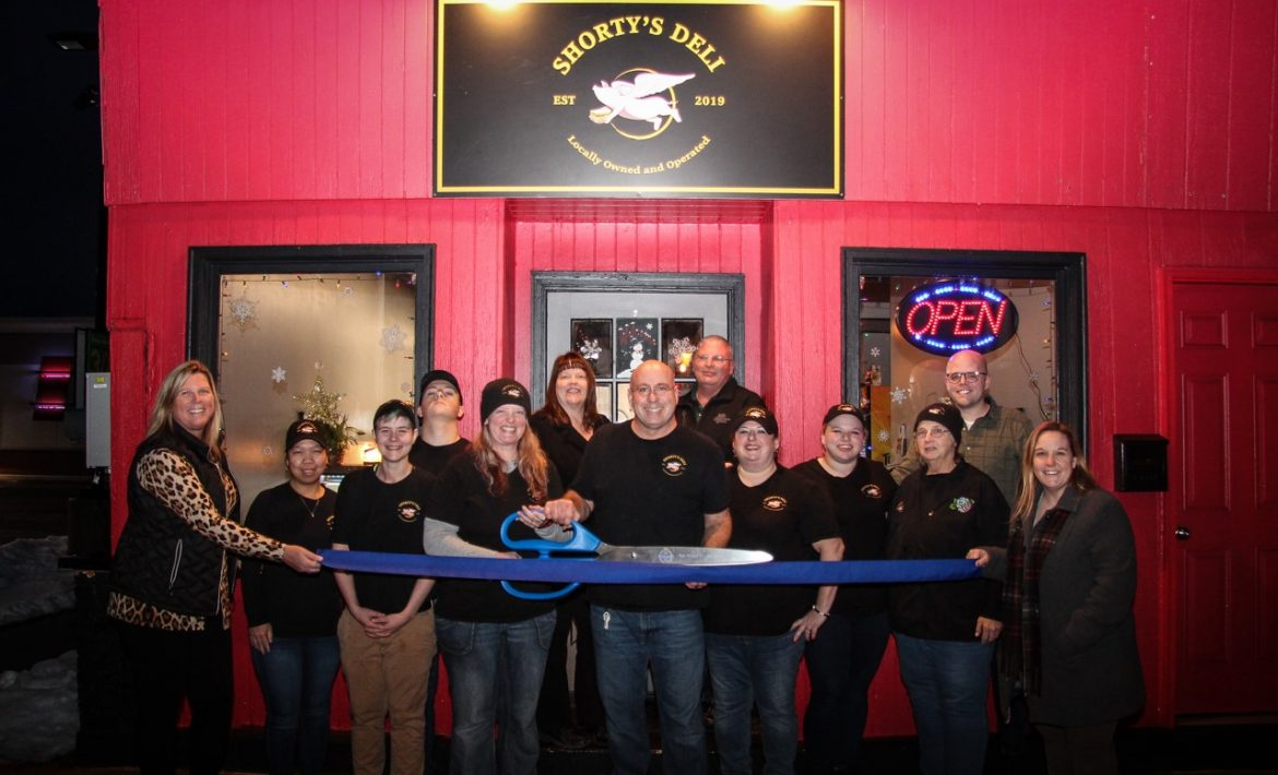 Shorty's Deli Ribbon Cutting