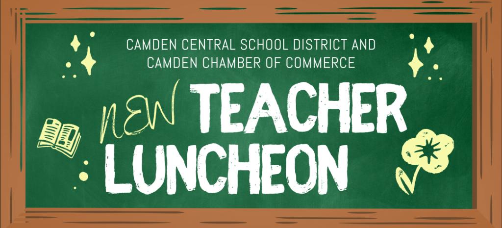 New Teacher Luncheon Image