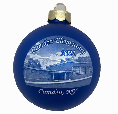 Camden 2021 Ornament